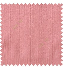 Light pink color solid vertical texture straight stripes patterns designless surface with thick background polyester main curtain