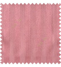 Light pink color solid vertical bold straight stripes texture surface with thick background polyester main curtain
