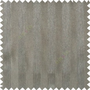 Grey black color solid vertical bold straight stripes texture surface with thick background polyester main curtain