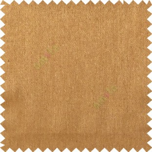 Copper brown color solid vertical texture patterns designless surface with thick background polyester main curtain