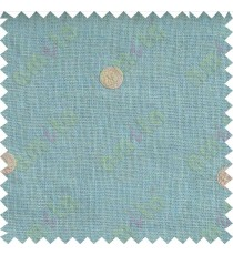 Aqua with green polka dots embroidery sheer cotton curtain designs