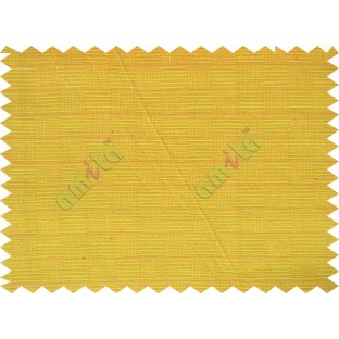 Small square stripes with yellow and green colour main cotton curtain designs