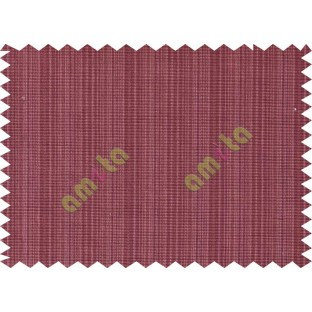 Small stripes with colourful maroon colour sofa fabric