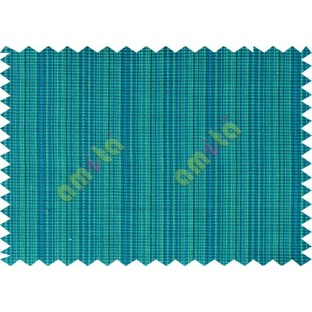 Blue and green small stripes sofa cotton fabric