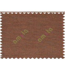 Dark brown with black stripes sofa cotton fabric