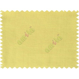 Yellow solid texture main cotton curtain designs