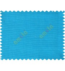 Blue horizontal line main cotton curtain designs