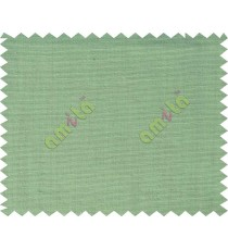 Pista green texture main cotton curtain designs