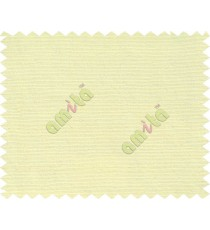 Pale yellow horizontal line main cotton curtain designs