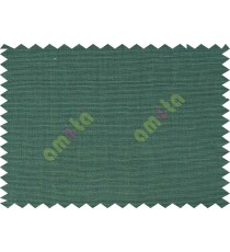 Dull green horizontal line main cotton curtain designs