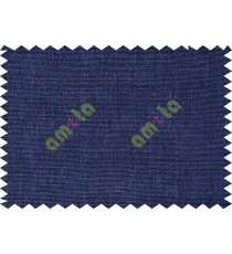 Dark blue horizontal line main cotton curtain designs