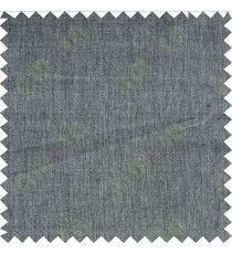 Solid grey elegant thick sofa cotton fabric