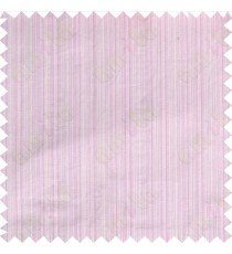 Pink and white stripes main cotton curtain designs