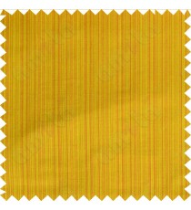 Orange and yellow stripes main cotton curtain designs