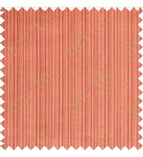 Orange and red stripes main cotton curtain designs