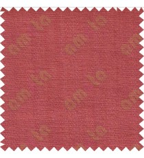 Rusty maroon thick sofa cotton fabric