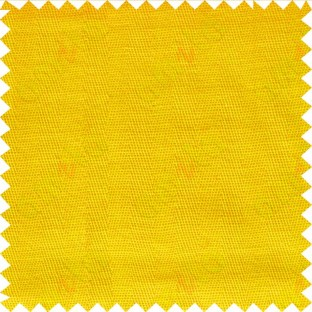 Saffron orange thick sofa cotton fabric self design