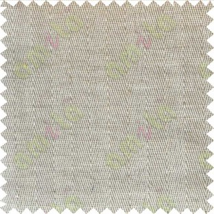 Beige grey thick sofa cotton fabric