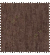 Solid plain chenille dark brown sand texture stripes texture soft finished shiny poly sofa fabric