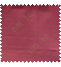 Maroon color solid silk finish curtain fabric poly main curtains design - 105255
