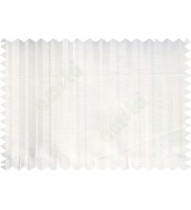 Beige Silver Shiny Candy Stripes Poly Fabric Main Curtain-Designs