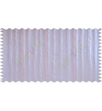 Pink Silver Vertical Stripes Poly Fabric Main Curtain-Designs