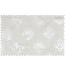 Beige color beautiful seamless damask pattern polycotton main curtain designs