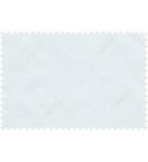 White color seamless fine weave checks poly main curtain - 112519