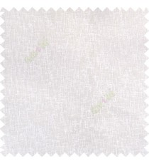 Pure white color complete texture surface polyester base fabric texture finished background sheer curtain