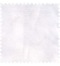 Pure white color texture finished polyester base net fabric horizontal thin lines shiny background sheer curtain