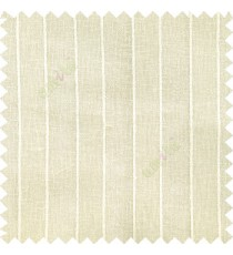 Beige cream color vertical parallel stripes texture finished with polyester transparent net finished base fabric small texture gradients sheer curtain