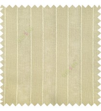 Gold beige color vertical parallel stripes texture finished with polyester transparent net finished base fabric small texture gradients sheer curtain