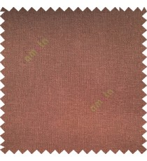 Dark chocolate brown color complete texture surface polyester base fabric texture finished background sheer curtain
