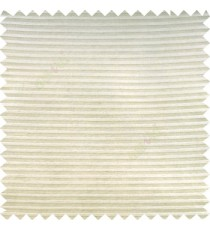Light brown beige color horizontal bold and strong stripes on transparent polyester background fabric sheer curtain