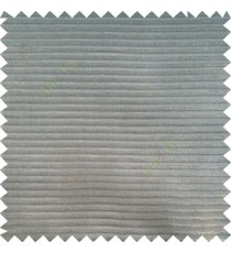 Dark grey color horizontal bold and strong stripes on transparent polyester background fabric sheer curtain
