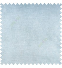 Blue cream color texture finished polyester base net fabric horizontal thin lines shiny background sheer curtain