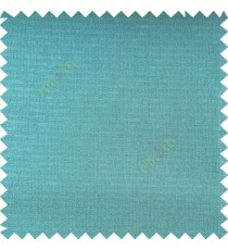 Aquamarine blue color complete texture surface polyester base fabric texture finished background sheer curtain