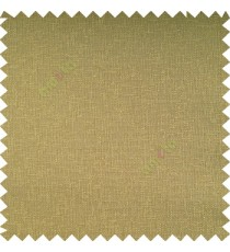 Dark yellowish green color complete texture surface polyester base fabric texture finished background sheer curtain