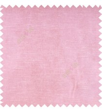 Pink color texture finished polyester base net fabric horizontal thin lines shiny background sheer curtain