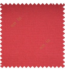 Red color complete texture surface polyester base fabric texture finished background sheer curtain