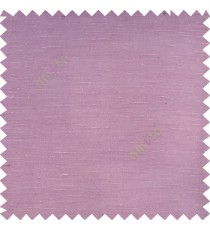 Purple color texture finished polyester base net fabric horizontal thin lines shiny background sheer curtain