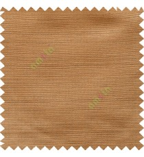 Caramel brown color solid texture horizontal digital texture gradient stripes designless fabric polyester main curtain