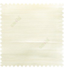 Cream and white color solid texture horizontal digital texture gradient stripes designless fabric polyester main curtain