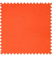 Orange color solid plain surface designless background horizontal lines polyester main curtain fabric
