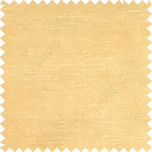 Gold color solid plain designless surface transparent horizontal lines see through net polyester sheer curtain fabric