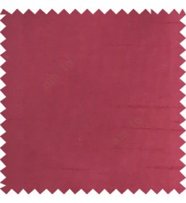 Maroon color solid plain surface designless background horizontal lines polyester main curtain fabric