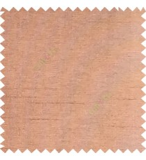 Light brown color solid plain surface designless background horizontal lines polyester main curtain fabric