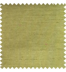 Green color solid plain surface designless background horizontal lines polyester main curtain fabric