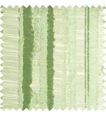 Green beige color vertical texture lines horizontal coloured stripes polyester main curtain fabric