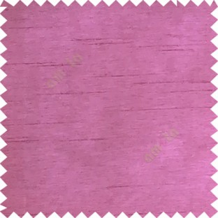 Purple color solid plain surface designless background horizontal lines polyester main curtain fabric